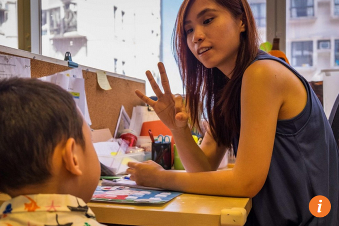 Therapy that gives Hong Kong's autistic children a fighting chance