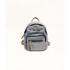 Nylon sporty mini backpack